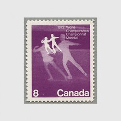 カナダ 1972年フィギュアスケート世界大会
