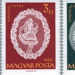 ハンガリー 1960年レース8種