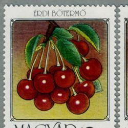 ハンガリー 1986年果物6種