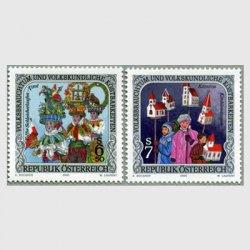 オーストリア 2000年慣習と民族2種