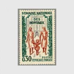 フランス 1962年全国病院週間