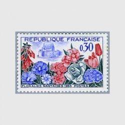 フランス 1963年ナントの花祭り