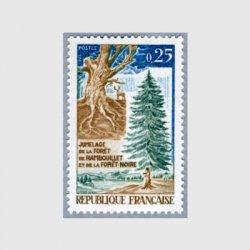 フランス 1968年ライブイエとシュワルツワルトの森