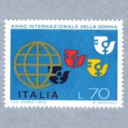 イタリア 1975年国際女性年