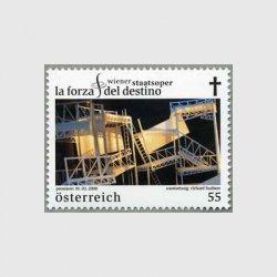 オーストリア 2008年ウィーン国立歌劇場・運命の力