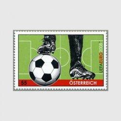 オーストリア 2008年ユーロ2008・フットボール