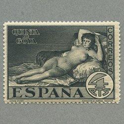 スペイン 1930年ゴヤ画「裸のマ...