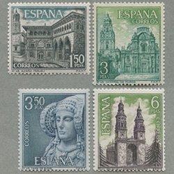 スペイン 1969年観光4種