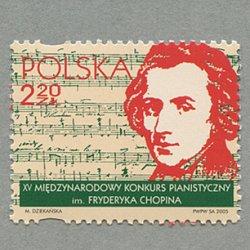ポーランド 2005年第15回ショパン国際ピアノコンクール