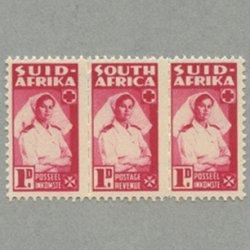 南アフリカ 1943年ナース3連