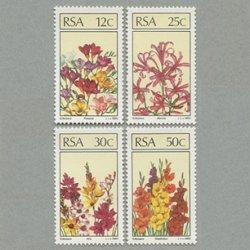 南アフリカ 1985年フリージアなど4種