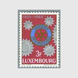 ルクセンブルグ 1965年国際ロータリー60年