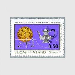 フィンランド 1971年フィンランド金細工600年