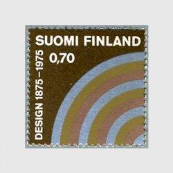 フィンランド 1975年フィンランド工業デザイン組合100年