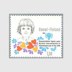 フィンランド 1978年国際児童年