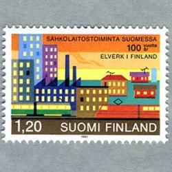 フィンランド 1982年電力設備100年
