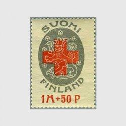 フィンランド 1922年紋章と赤十字