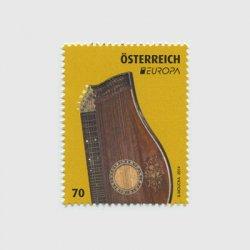 オーストリア 2014年ヨーロッパ切手・ツィター