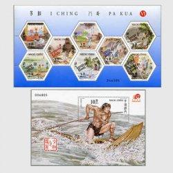 中国マカオ 2007年易経八卦6次