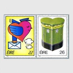 アイルランド 1986年Love2種