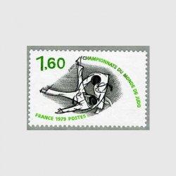 フランス 1979年柔道世界選手権