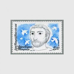 フランス 1982年聖フランチェスコ生誕800年