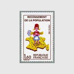 フランス 1982年国勢調査