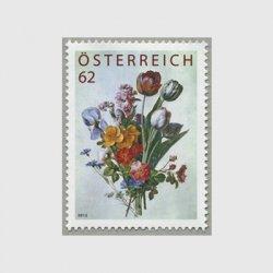 オーストリア 2012年花束
