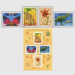 フランス 2000年フランスの自然(動植物)