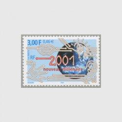 フランス 2000年新千年紀