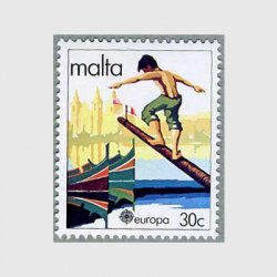マルタ 1981年少年