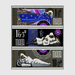 マルタ 1971年エンジェルなど3種