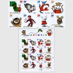 アメリカ 2006年人気童話挿絵