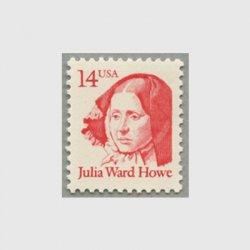 アメリカ 1987年詩人J.W.ハウ