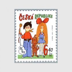 チェコ共和国 2003年MachとSebestova