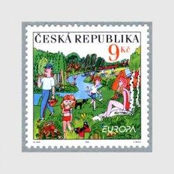 チェコ共和国 2004年ヨーロッパ切手
