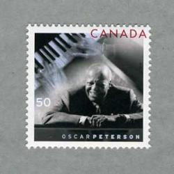 カナダ 2005年オスカーピーターソン