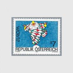 オーストリア 1993年ヨーロッパ切手