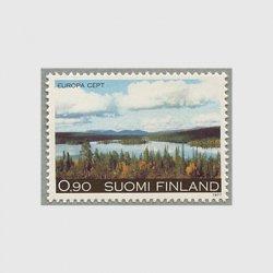 フィンランド 1977年ヨーロッパ切手