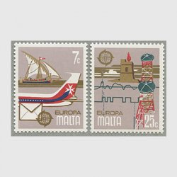 マルタ 1979年ヨーロッパ切手