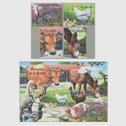 フランス 2004年フランスの自然(農場の動物)