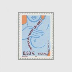 フランス 2005年乳がん検診