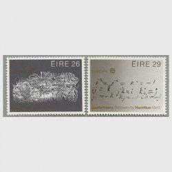 アイルランド 1983年ヨーロッパ切手2種