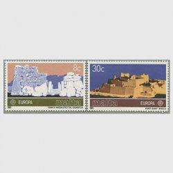 マルタ 1983年ヨーロッパ切手2種