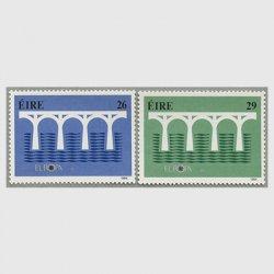 アイルランド 1984年ヨーロッパ切手2種