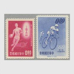 台湾 1963-1964年スポーツ2種
