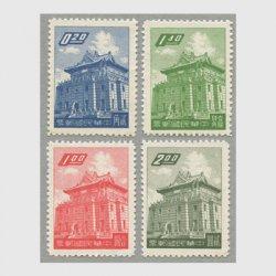 台湾 1959年金門呂光楼郵票4種