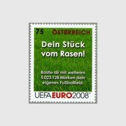 オーストリア 2008年UEFAユーロ・児童画芝生