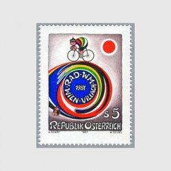 オーストリア 1987年自転車世界選手権ウィーン、フィラッハ間