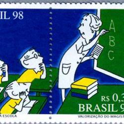ブラジル 1998年教室2種